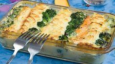 Piletina s pireom i brokolijem