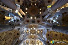 Haciendo click en este pin te hacemos un recorrido por algunas obras de #Gaudí en #Barcelona