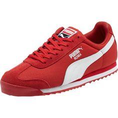 PUMA Roma Ripstop & Suede Men's Sneakers