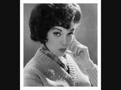 If you were born in 1958, one of the most popular women pop singers that year was Connie Francis - kids and adults alike all over were listening to her hit single that year 'Who's Sorry Now?'