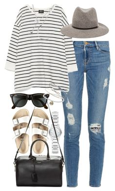 """""""Outfit for shopping"""" by ferned on Polyvore"""