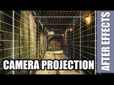 Vídeo Tutorial After Effects - Como fazer o efeito Camera Projection - YouTube