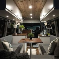 35 DELIGHT CAMPER VAN CONVERSION FOR PERFECT OUTDOOR EXPERIENCE