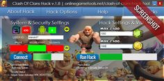 This is my new, awesome hack for Clash of Clans. It's from year 2013, but it still working and you can watch proof video on my website.   Click on the hack image and watch proof video. It's very simple and safe to use for any platform: Android, Windows and iOS. If it doesn't work please contact me.   Clash of Clans is most popular game at the moment in Facebook. Main goal of the game is to destroy others bases and steal their resources.   clash of clans hack no survey no password 2013