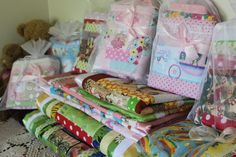 Tee Tee's Designs Quilts waiting for their new homes. Tee Tee's Designs on Facebook