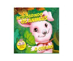 O Coelho - Descobrindo os Animais