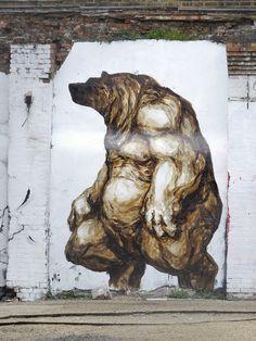 Street art (London, England) by Jaz