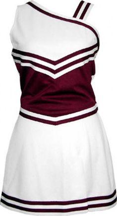 Cheerleading Uniform (Cheerleading Uniform)