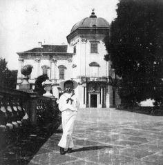ČR, zámek Buchlovice, foto z roku 1906 Castle, Castles
