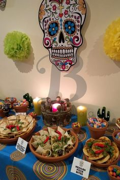 Boksomdaais Boutique Events - Home South African Dishes, Birthday Cake, Halloween, Food, Decor, Day Of The Dead, Death, Meet, Decoration