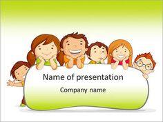 Kids PowerPoint Templates & Backgrounds, Google Slides Themes - SmileTemplates.com