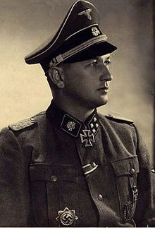 Waffen SS Oberführer Otto Baum-Commands held	 16th SS Panzergrenadier Division Reichsführer-SS,2nd SS Division Das Reich, Awards Knight's Cross of the Iron Cross with Oak Leaves and Swords to recognise extreme battlefield bravery or successful military leadership.