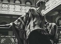 Shawn Mendes for L'Uomo Vogue October Issue 2016