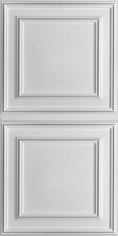 Cambridge Ceiling Panels are perfect on their own or as lay-under panels in refacing installs. Tin Ceiling Tiles, Ceiling Panels, Copper Ceiling, Ceiling Design, Wall Design, House Design, Wall Molding, Moulding, Plafond Design