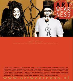 New design @Artwearness. 'Now dance' by mao 2016. June 2016 at www.artwearness.com