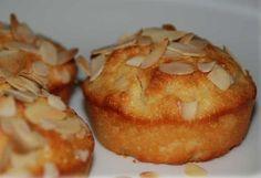 Petits gâteaux amandes sans beurre