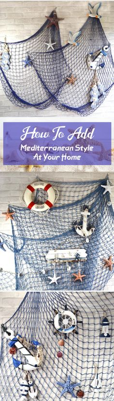 Guys, click the pic or the visit button to check out our purchasing page if you'd like to have one:) #homedecor #Home #deco #diy #mediterranean #fish #art #craft #crafts #idea #creative