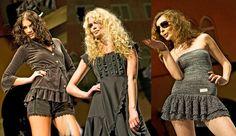 Frontface Magazine -Odd Mollys kollektion 2010 med supermodellen Hela Christensen, sid 1