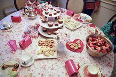 Rambling Renovators: A Valentine's Day Tea Party