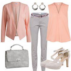 0dd534f16de SpirngWork Damen Outfit - Komplettes Business Outfit günstig kaufen