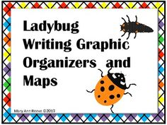 This set of ladybug topic classroom worksheets/graphic organizers is a collection of tools I used with my special education class when we studied ladybugs. My students have a large range of grade levels and ability levels. This product should work well teaching students from grade 2 and up.