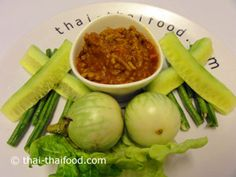Thailändische Chili Paste Chili Dip, Dips, Cabbage, Vegetables, Food, Style, Swag, Sauces, Cabbages