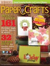 Paper Crafts November/December 2012