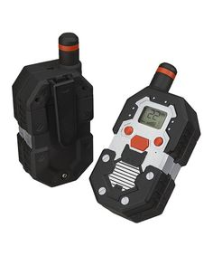 Look at this Long Range Walkie-Talkie Set on #zulily today!
