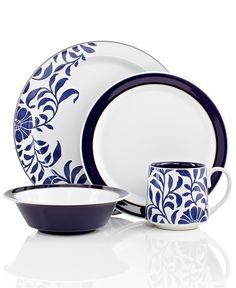 Denby Malmo Dinnerware Collection - Dinnerware - Dining & Entertaining - Macy's