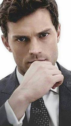 Jamie Dornan - I like calling him dorkin, he will fist fight a girl, he loves to fight. Something for Nothing.