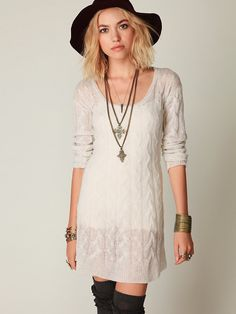 boho chic fashion. I'd want a different hat