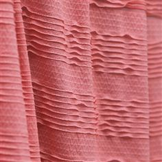 """Nectar """"Ruffles and Ridges"""" Ruffle Fabric Sewing Ruffles, Ruffle Fabric, Knitted Fabric, Project Runway, Projects, Pattern, Log Projects, Blue Prints, Model"""