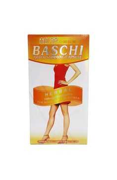 BASCHI ORANGE QUICK SLIMMING NATURAL HERBAL 30 CAPSULES