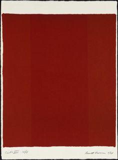 Artwork page for 'Canto XVII', Barnett Newman, Tachisme, Action Painting, Richard Diebenkorn, Jackson Pollock, Abstract Expressionism, Abstract Art, Ad Reinhardt, Barnett Newman, Ellsworth Kelly