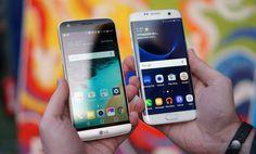 Wochenend-Umfrage: LG G5 vs. Samsung Galaxy S7 Rand - http://neuetech.net/wochenend-umfrage-lg-g5-vs-samsung-galaxy-s7-rand/