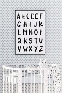 ALPHABET POSTER Instant Download Print alphabet nursery art   Etsy Alphabet Nursery, Alphabet Print, Classroom Posters, Classroom Decor, Nursery Prints, Nursery Art, Boy Wall Art, Halloween Prints, Extra Large Wall Art