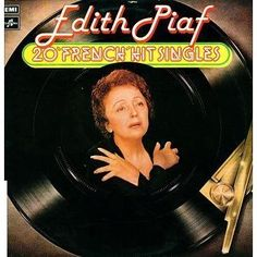 20 French Hit Singles - Edith Piaf