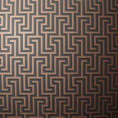 Graham & Brown Steve Leung Juan Geometric Wallpaper 31-610