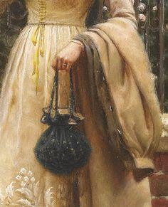 The Elopement by Edmund Blair Leighton, 1893