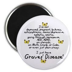 graves disease humor - Google Search