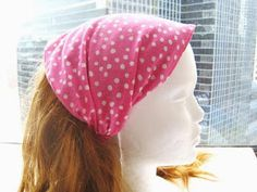 Sewing Patterns for Girls Dresses and Skirts: Fabric Headband (Free Sewing Pattern)