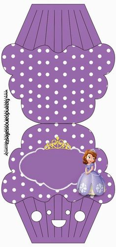 Sofia the First Free Printable Invitations. | Oh My Fiesta! in english