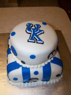 University Of Kentucky Uk Grooms Birthday Cake Groom S