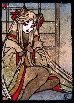 Koh by TeaKitsune.deviantart.com on @DeviantArt