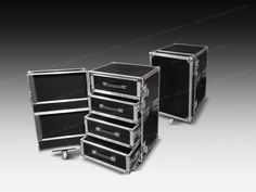 Encore Cases specializes in customized case solutions.  Rack cases, workboxes, plasma cases, cases for magicians, instrument cases, mobile workstations - you dream it, we can build it!