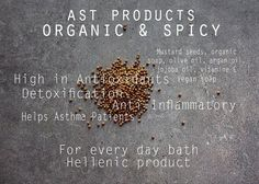 Spicy Soap Mustard. Handmade Organic Vegan Soap. by ASTPRODUCTS
