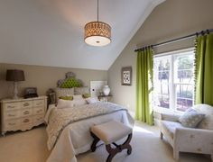 Walls- Khaki Shade/ trim- Alabaster/ ceiling- extra white ~ all by Sherwin Williams