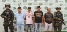Noticias de Cúcuta: En Cúcuta y Los Patios cayeron cuatro presuntos ex...