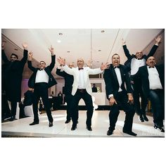 When the brides father and his friends smash the floor with an epic dance #wedding #father #dad #family #love #uptownfunk #dance #dancefloor #hype #markronson #smashedit #canon #weddingphotography #photography