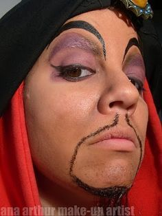 aladdin makeup - Google Search